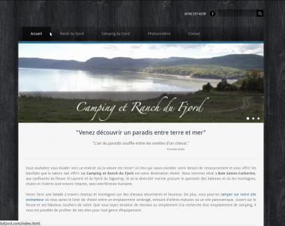 Camping et Ranch du Fjord