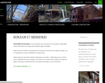Vincent Rivest Construction